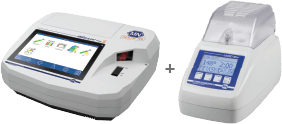 Espectrofotômetro VIS II + Bloco Vario Mini